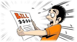 Electricity Calculator Bill Shock